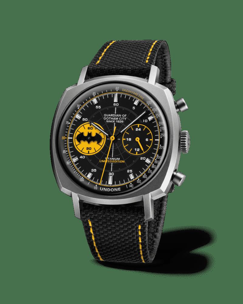list batman crusader 01