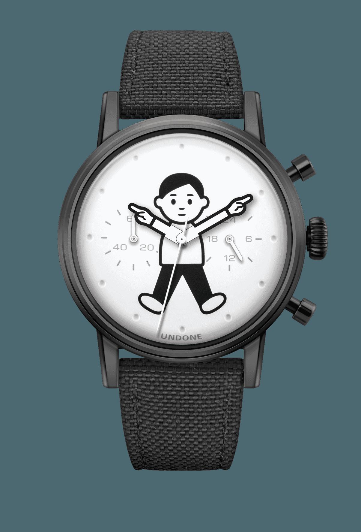 UNDONE x Noritake Pointing Boy 2.0