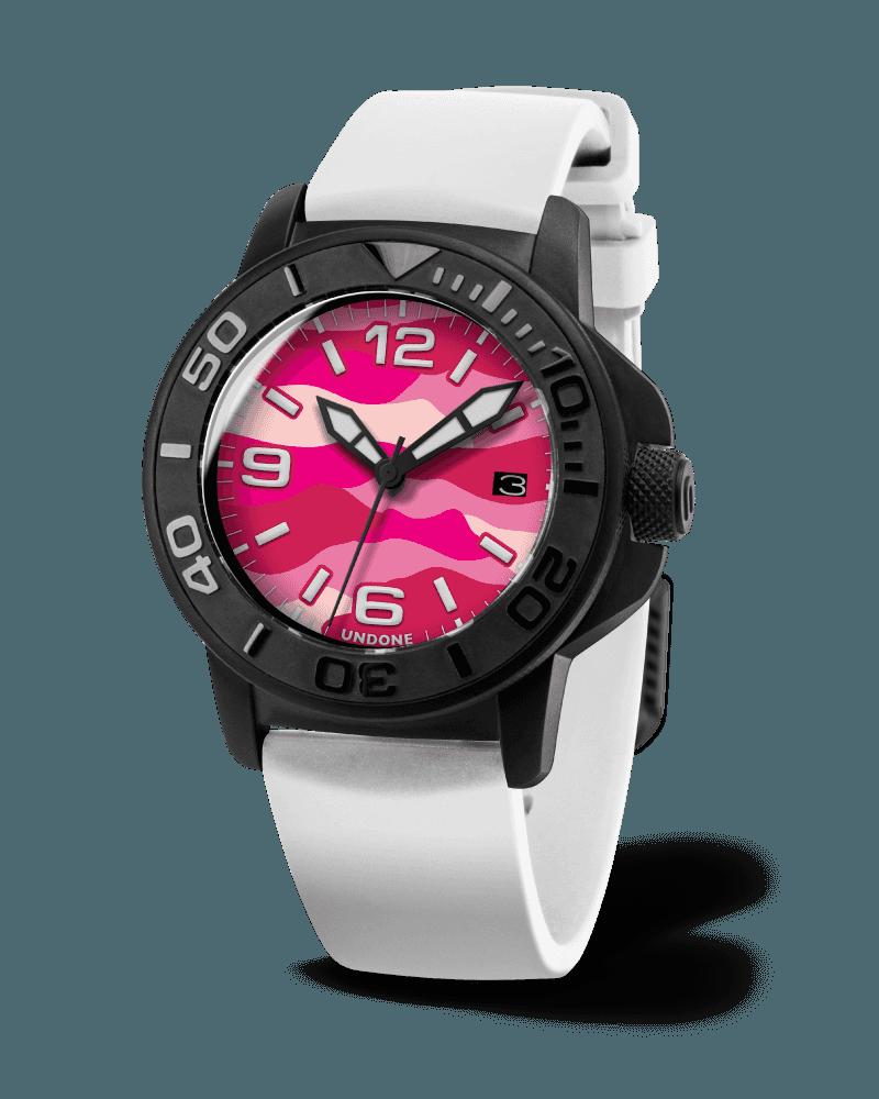 list Undone Aqua camo pink 01